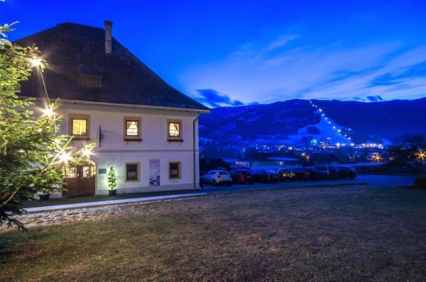 Hotellikuvia: Gasthof Kreischberg, Sankt Georgen ob Murau