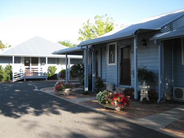ホテル写真: Canberra Avenue Villas, Queanbeyan
