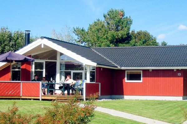 Hotel Pictures: Three-Bedroom Holiday home in Slagelse 2, Lille Kongsmark