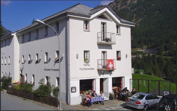 Hotel Pictures: Hotel Fletschhorn, Simplon Dorf