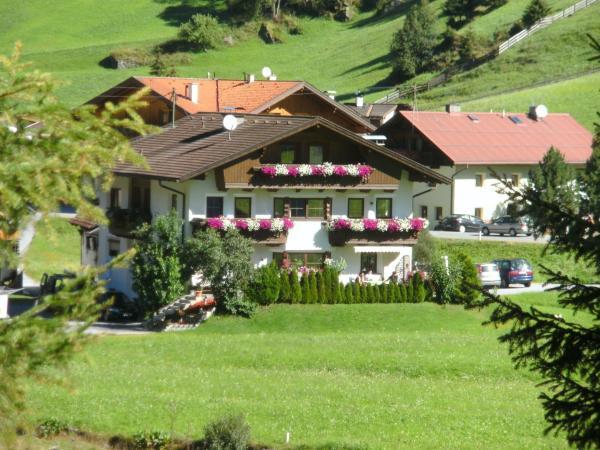 Foto Hotel: Haus Bergfreund, Sankt Leonhard im Pitztal