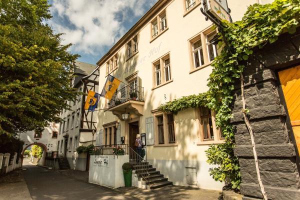 Hotel Pictures: Hotel Leyscher Hof, Leutesdorf