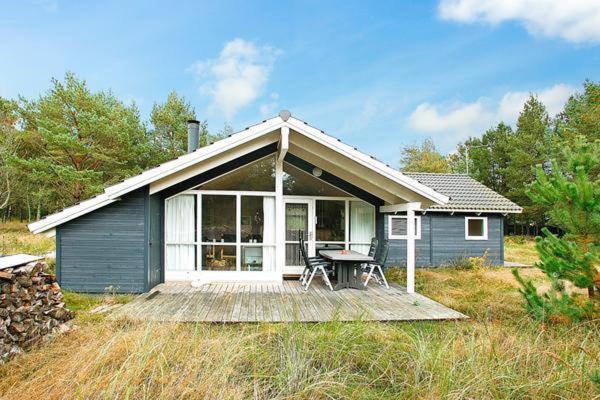 Hotel Pictures: Three-Bedroom Holiday home in Ålbæk 45, Rannerød