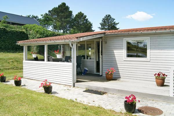 Hotel Pictures: Two-Bedroom Holiday home in Ebeltoft 19, Ebeltoft