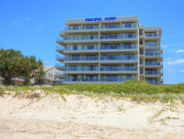 Zdjęcia hotelu: Pacific Surf Absolute Beachfront Apartments, Gold Coast