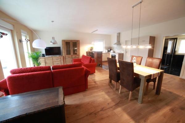Hotelbilleder: Feriendomizil Steffen, Sankt Wendel