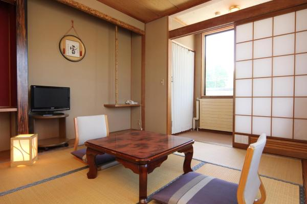Economy Japanese-Style Room with Shared Bathroom and Private Toilet -Annex