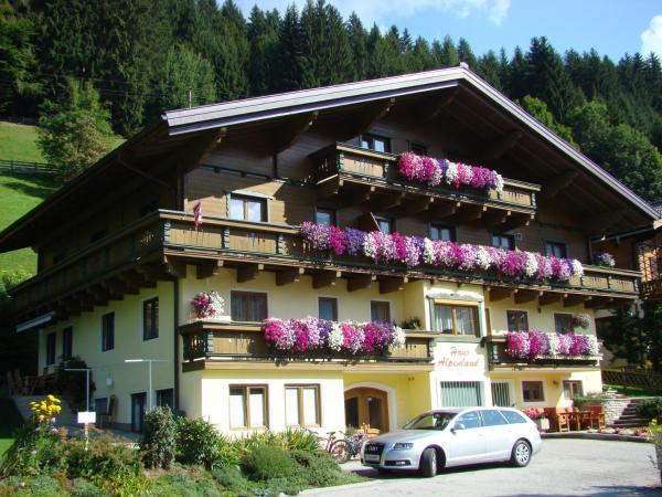 Fotos do Hotel: Haus Alpenland, Wagrain