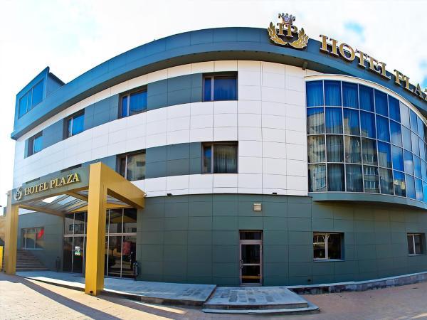 ホテル写真: Plaza Hotel, ヴォルゴグラード