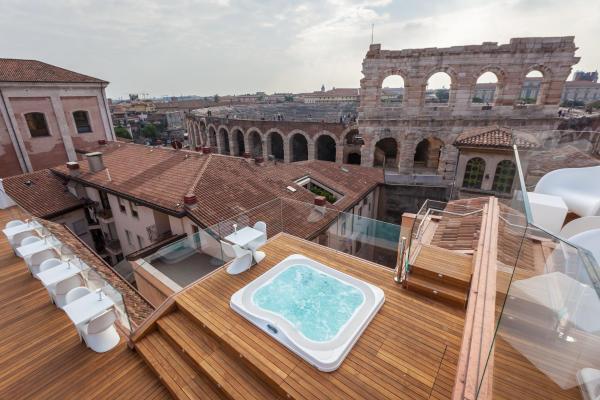 Foto Hotel: Hotel Milano & SPA***S, Verona