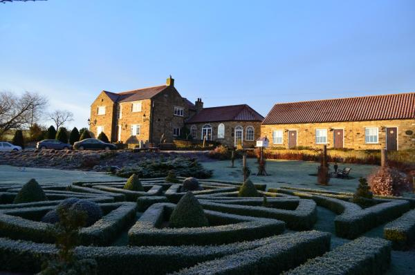 Hotel Pictures: Clow Beck House, Darlington