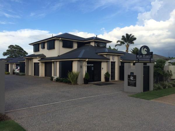 Hotellbilder: 21 on Hursley Motel Apartments, Toowoomba