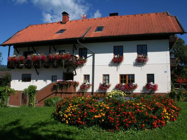 Fotografie hotelů: Bauerborchardt - Urlaub am Bauernhof bei Familie Borchardt, Wernberg