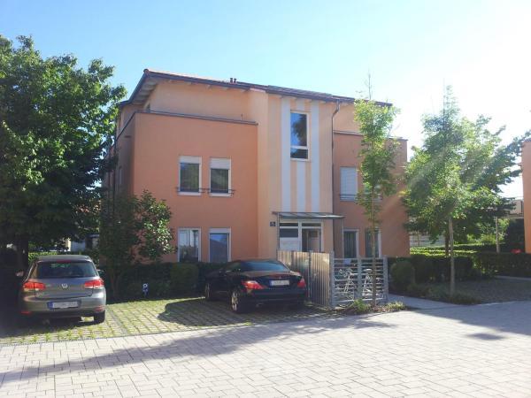 Hotel Pictures: Apartment Luitpoldpark, Ingolstadt