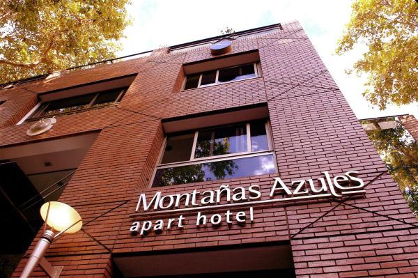 Hotel Pictures: Montañas Azules Apart Hotel, Mendoza