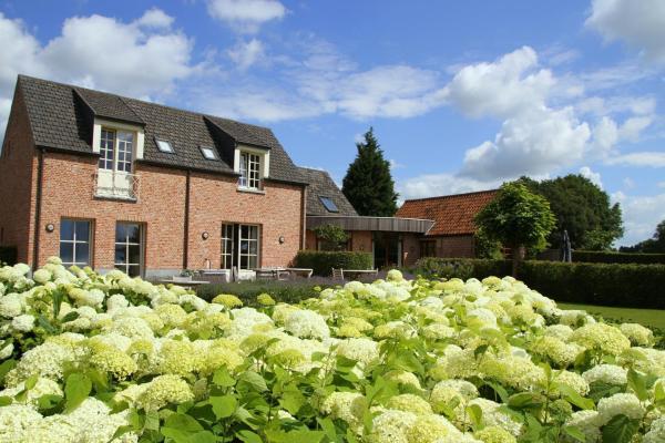 酒店图片: B&B 't Groene Genoegen, Laarne