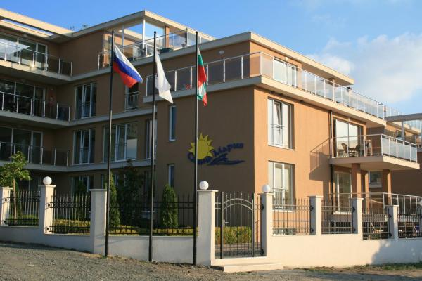 Hotel Pictures: Santa Maria Apartments, Ahtopol