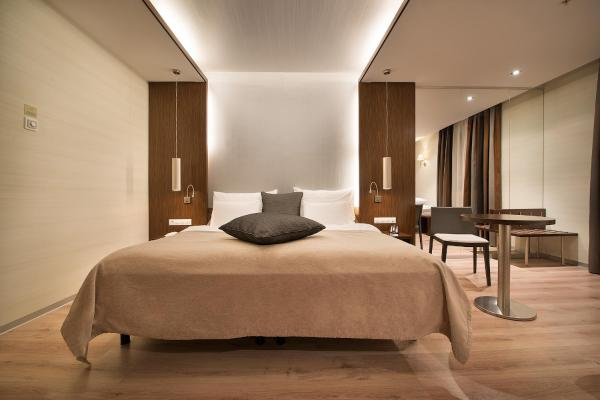 Comfort Double or Twin Room (including daily refilled free mini bar)