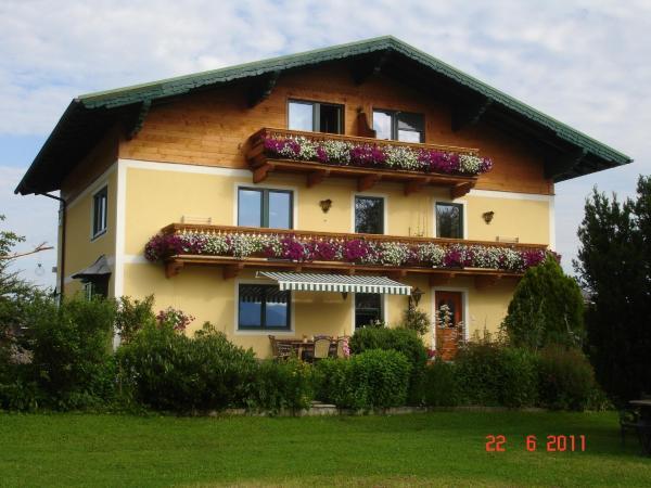 Photos de l'hôtel: Ferienwohnungen Familie Laireiter I, Mondsee