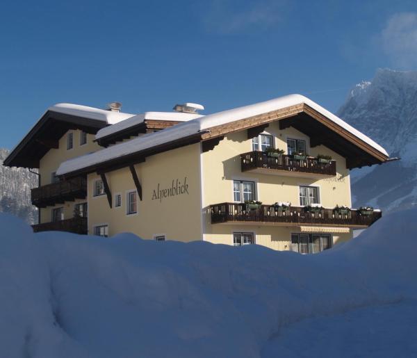 Photos de l'hôtel: Gästehaus Alpenblick, Lermoos
