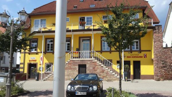 Hotelbilleder: Hotel Gasthof Zum Schwanen, Leimen