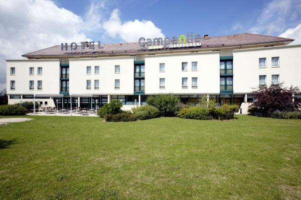 Hotel Pictures: Campanile Marne la Vallée, Bussy-Saint-Georges