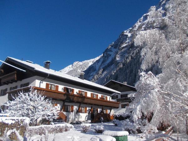 Photos de l'hôtel: Ferienwohnungen Mark, Kaunertal