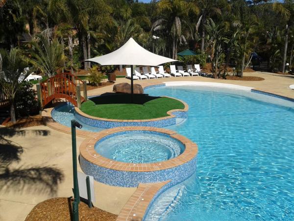 Фотографии отеля: NRMA Ocean Beach Holiday Park, Умина