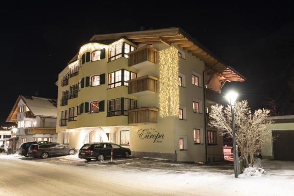ホテル写真: Hotel Garni Europa, ザンクト・アントン・アム・アールベルク