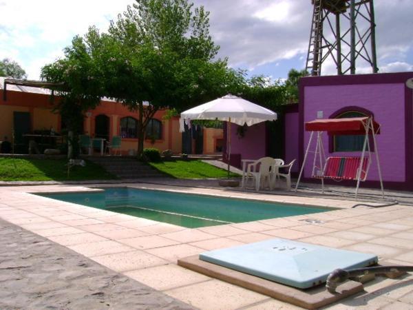 Hotellbilder: Cabañas El Mangrullo, El Challao