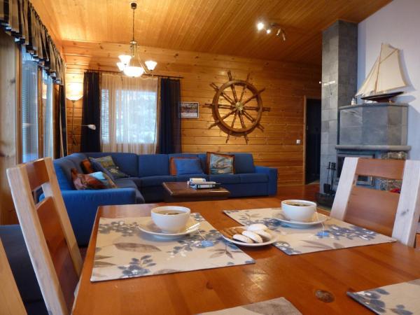 Hotel Pictures: Larus Vuokatti Cottages, Vuokatti