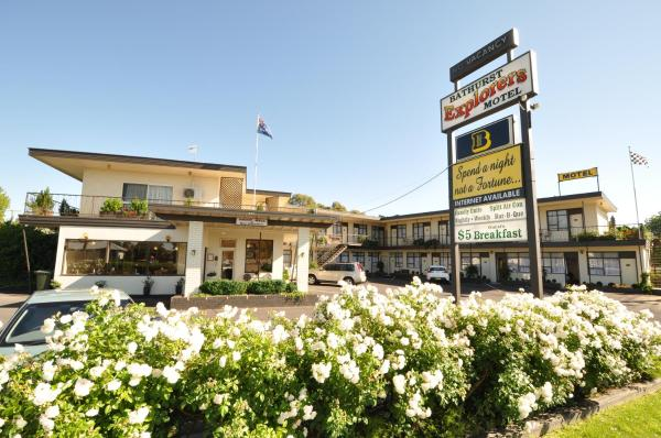 Hotellikuvia: Bathurst Explorers Motel, Bathurst