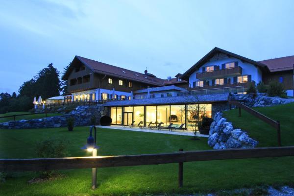 Hotelbilleder: Hotel Auf der Gsteig, Lechbruck