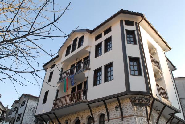 Hotelbilleder: Hotel Bolyarka, Melnik