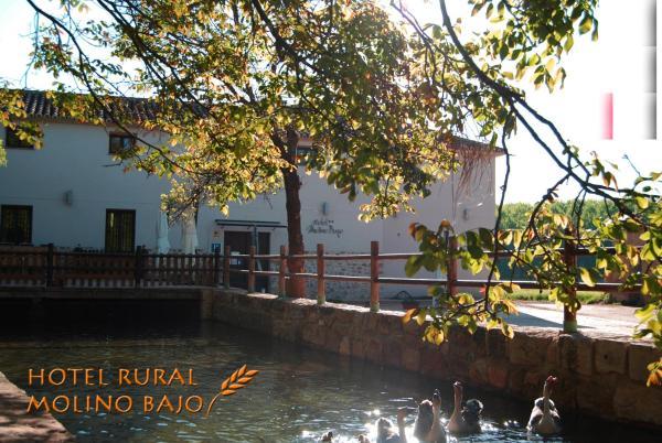 Hotel Pictures: Molino Bajo, Monreal del Campo