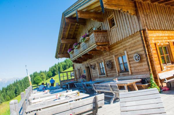 ホテル写真: Jausenstation Grammlergut, マリア・アルム・アム・シュタイナーネン・メアー