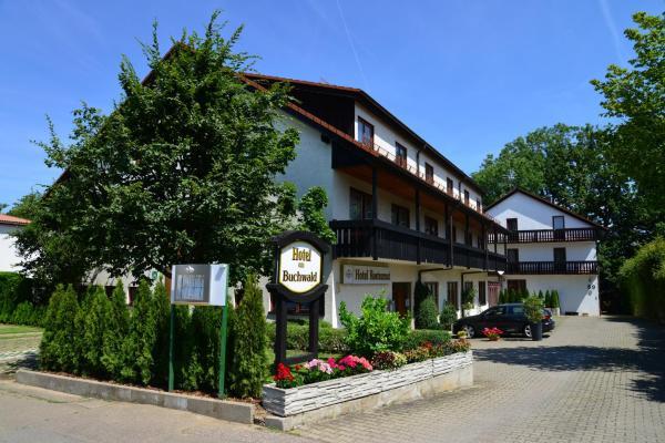 Hotelbilleder: Hotel am Buchwald, Esslingen