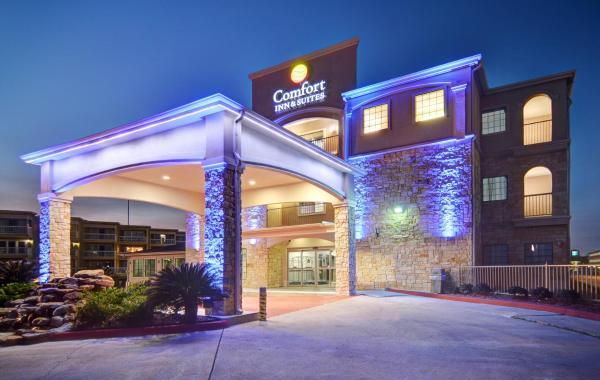 ホテル写真: Comfort Inn & Suites Beachfront, ガルベストン