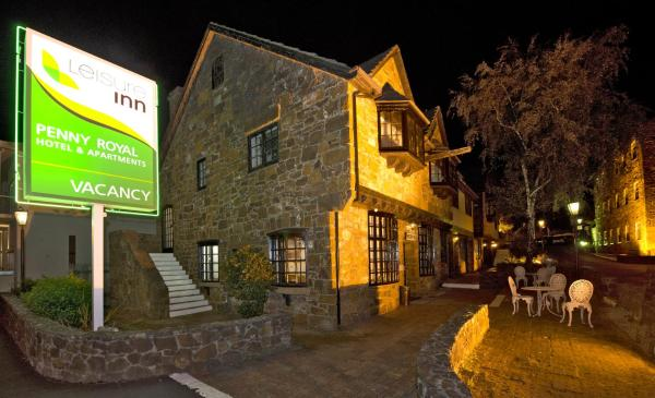 Hotel Pictures: Leisure Inn Penny Royal Hotel & Apartments, Launceston
