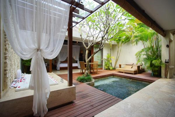 Special Offer - Honeymoon Package at One-Bedroom Spa Villa