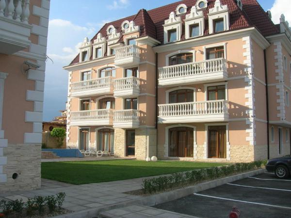 Hotel Pictures: Guest House Aristokrat, Obzor