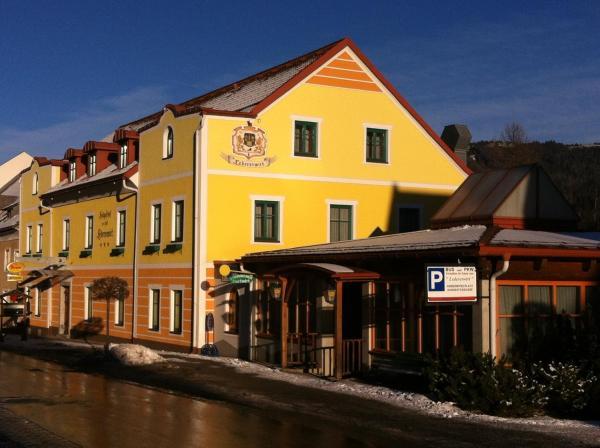 Fotografie hotelů: Landgasthof Post-Ledererwirt, Sankt Lambrecht