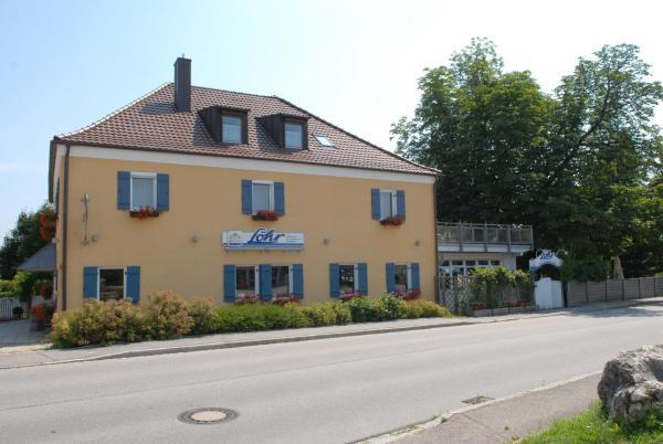 Hotel Pictures: Gasthof Löhr, Landau an der Isar