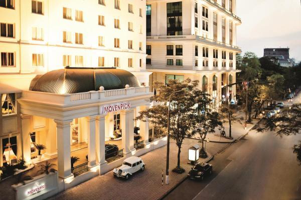 酒店图片: Mövenpick Hotel Hanoi, 河内