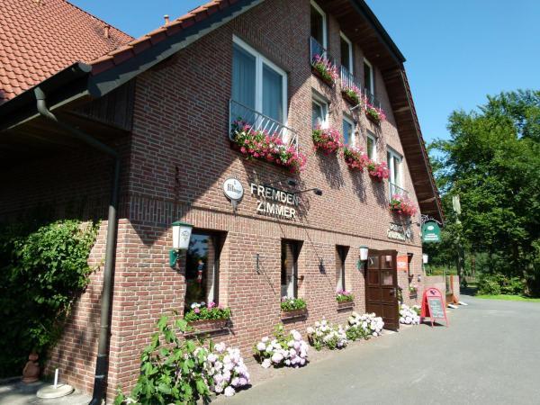 Hotelbilleder: Gasthof Grunewald, Heiden