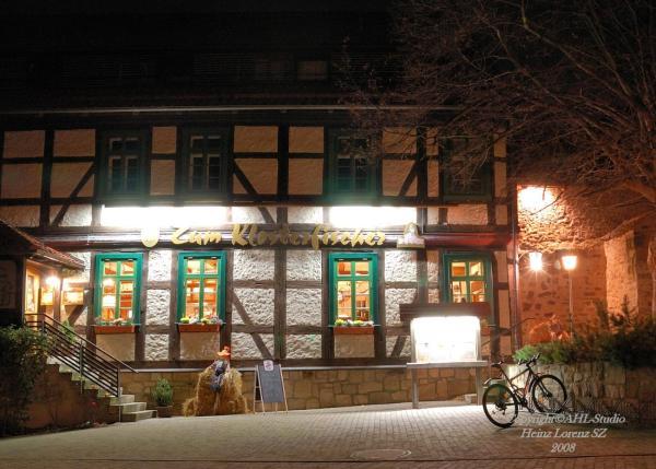 Hotel Pictures: Hotel Zum Klosterfischer, Blankenburg