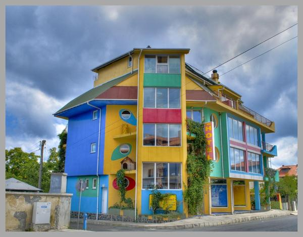 Fotografie hotelů: The Colourful Mansion Hotel, Ahtopol
