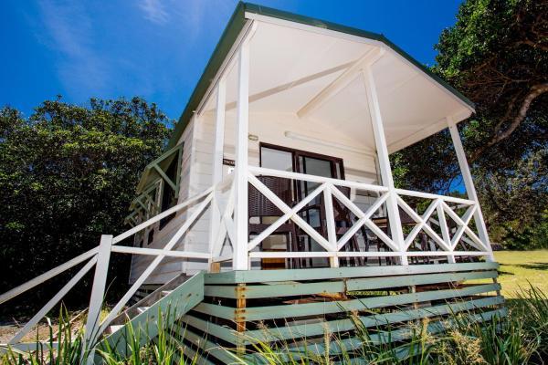 Standard Two-Bedroom Cabin