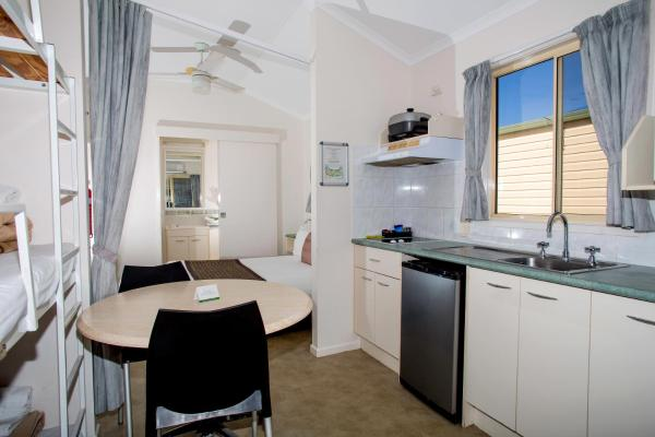 Cabin with Ensuite