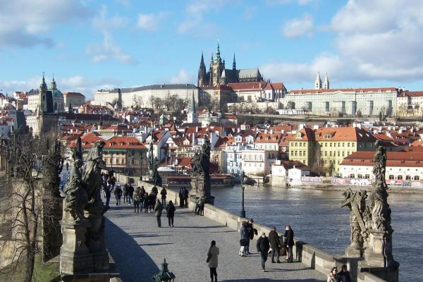 Zdjęcia hotelu: Apartments near Lesser Town, Praga